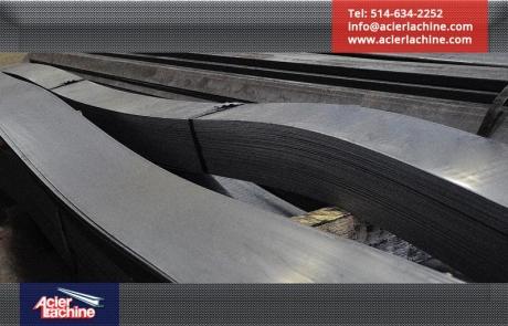 Acier plat | Steel flat bar | Acier Lachine, Montreal, Quebec | www.acierlachine.com | +1-514-634-2252