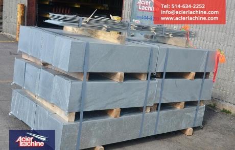 Boite de drain 48 pouces | Drain box 48 inches | Acier Lachine, Montreal, Quebec | www.acierlachine.com | +1-514-634-2252