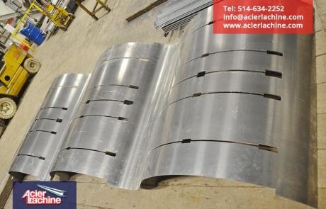 Moule Aluminium | Aluminum mold | Acier Lachine, Montreal, Quebec | www.acierlachine.com | +1-514-634-2252
