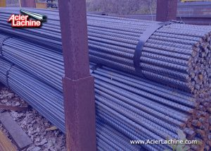 Our Reinforcing Bars for Sale, View 1, Acier Lachine, Montreal, QC