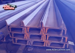 Our Steel Structural Channels for Sale, View 1, Acier Lachine, Montreal, QC