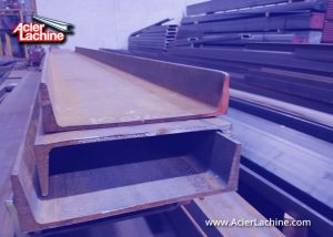 Our Steel Structural Channels for Sale, View 2, Acier Lachine, Montreal, QC