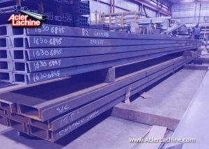 Our Steel Structural Channels for Sale, View 3, Acier Lachine, Montreal, QC
