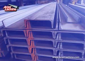 Our Steel Structural Channels for Sale, View 4, Acier Lachine, Montreal, QC