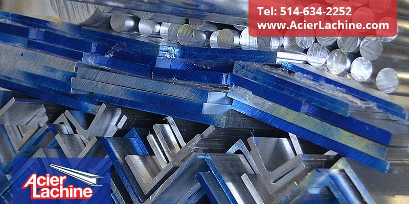 Aluminium | Acier Lachine, Montreal, Quebec | www.acierlachine.com | +1-514-634-2252