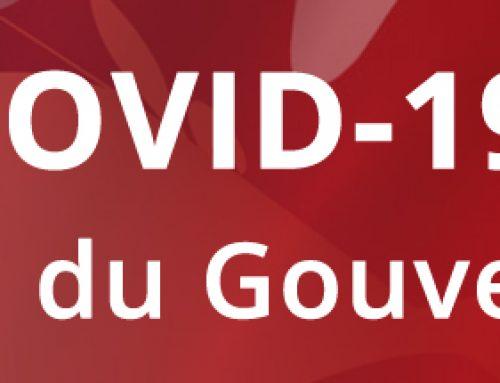 Le point sur la COVID-19