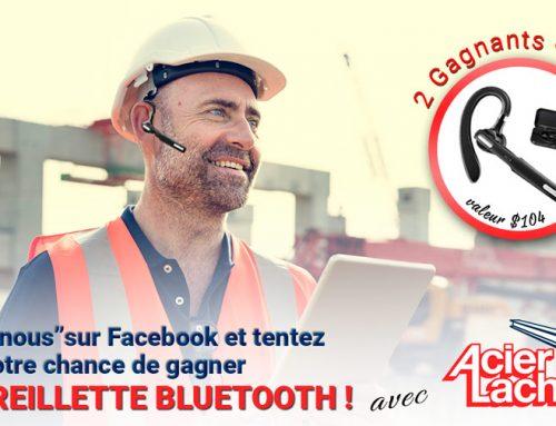 «Aimer & Partager» Acier Lachine sur Facebook – 2020!