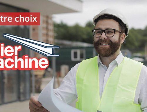 La nouvelle vidéo d'Acier Lachine – Le choix optimal pour un fournisseur des Produits Métalliques